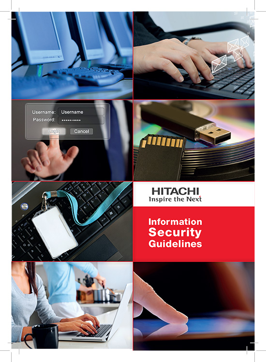 Information Security Guide booklet